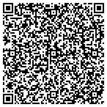 QR-код с контактной информацией организации PERSONA GRATA