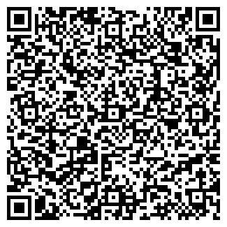 QR-код с контактной информацией организации SPORTSHOP
