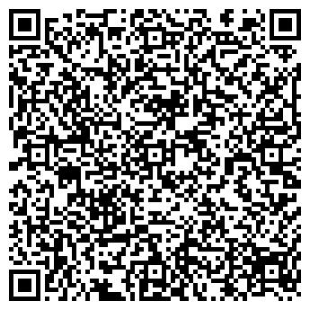 QR-код с контактной информацией организации ПЯТЬ МОРЕЙ