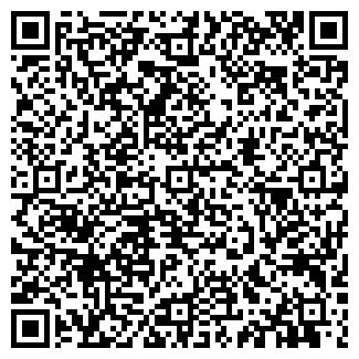 QR-код с контактной информацией организации АЛЬТИС-Т