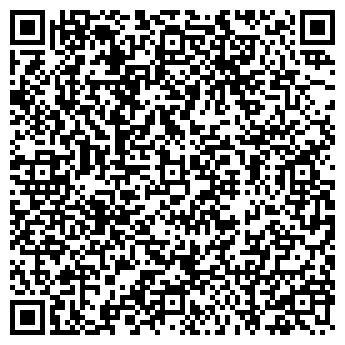 QR-код с контактной информацией организации ГАЗДА, ООО