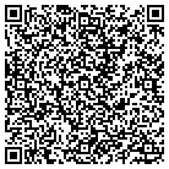 QR-код с контактной информацией организации КИЕВИНВЕСТСТРОЙ, ЗАО