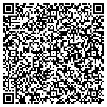 QR-код с контактной информацией организации ИНВЕСТСТРОЙ-11, ЗАО