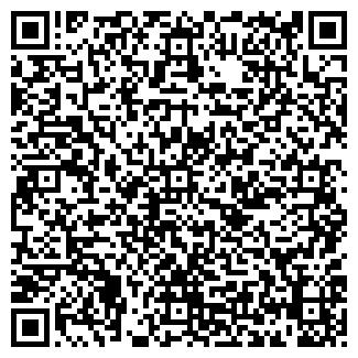 QR-код с контактной информацией организации G.L.O.W., САЛОН