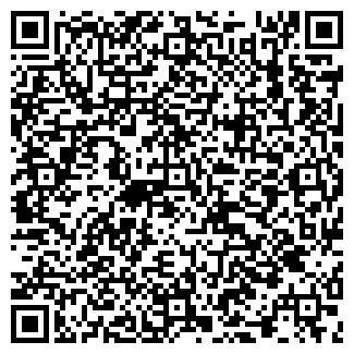 QR-код с контактной информацией организации МЕТРО-ПРИНТ