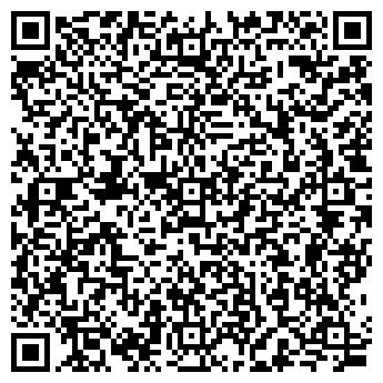 QR-код с контактной информацией организации ПРИРОДА, КОНЦЕРН, ЗАО