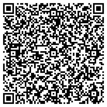 QR-код с контактной информацией организации АГЕНСТВО ПРОГРЕСИВ