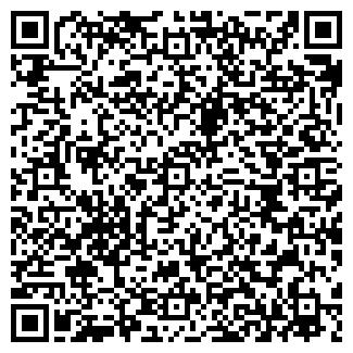 QR-код с контактной информацией организации ТУРБОЦЕНТР