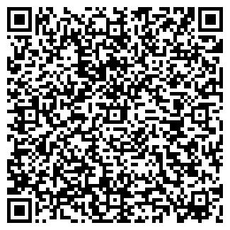 QR-код с контактной информацией организации РАВИС, ООО