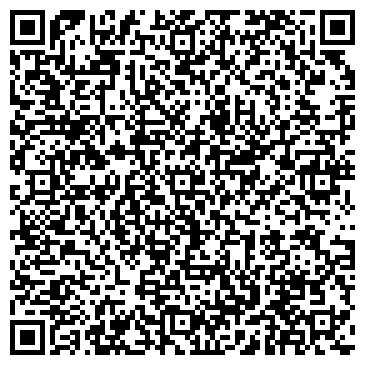 QR-код с контактной информацией организации АЛЫЙ ПЁС