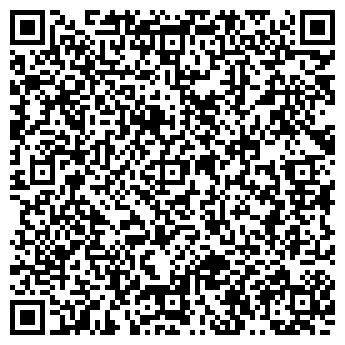 QR-код с контактной информацией организации ГАЗТЕХТРЕЙД, ООО