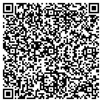 QR-код с контактной информацией организации Оптимист