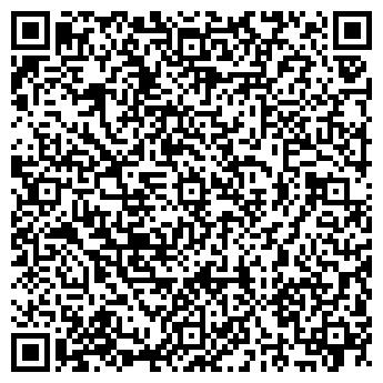QR-код с контактной информацией организации ТРАКТ, АВТОБАЗА N7, ОАО