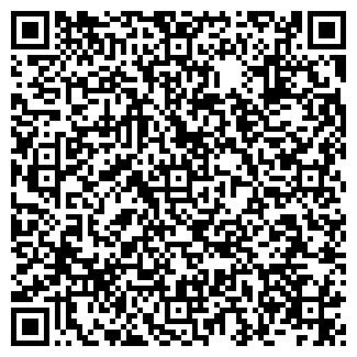 QR-код с контактной информацией организации ПРИОКОМ, ЗАО