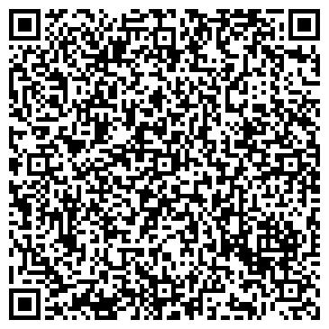 QR-код с контактной информацией организации МЕЖДУНАРОДНЫЙ ФИНАНСОВЫЙ ЦЕНТР,ЗАО