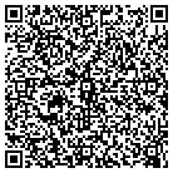 QR-код с контактной информацией организации ФИНАНСЫ И КРЕДИТ, КБ, ООО