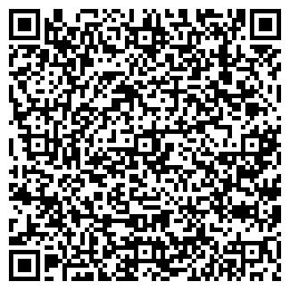 QR-код с контактной информацией организации ТРАНСБАНК, АКБ