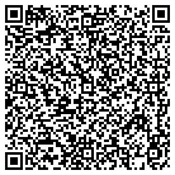 QR-код с контактной информацией организации СЛАВУТИЧ, АКБ, ОАО