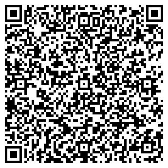 QR-код с контактной информацией организации РОДОВИД БАНК, ОАО