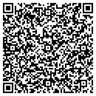 QR-код с контактной информацией организации НРБ, БАНК, ЗАО