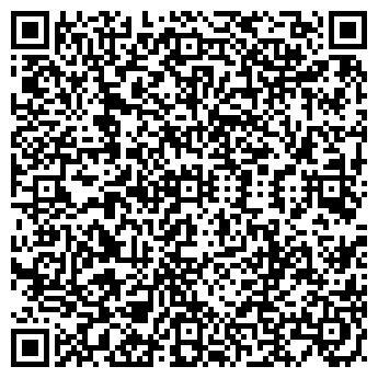 QR-код с контактной информацией организации НАДРА, АКБ, ФИЛИАЛ
