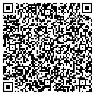 QR-код с контактной информацией организации ИНТЕРБАНК, АКБ