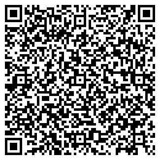 QR-код с контактной информацией организации ЗАНЗИБАР, ООО