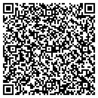 QR-код с контактной информацией организации A.B.C., ЦЕНТР