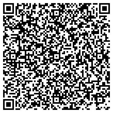 QR-код с контактной информацией организации ПРОФИ, ШКОЛА РЕСТОРАННОГО МЕНЕДЖМЕНТА