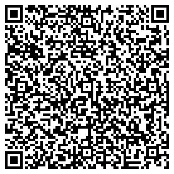 QR-код с контактной информацией организации МЕГУС-СЕРВИС