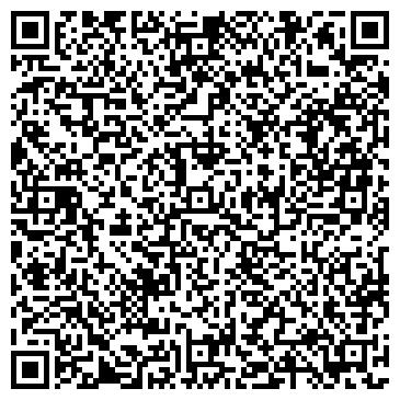 QR-код с контактной информацией организации ЕВРЕЙСКАЯ КОНФЕДЕРАЦИЯ УКРАИНЫ