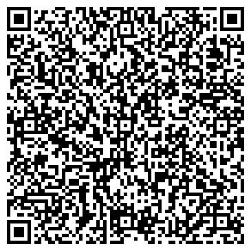 QR-код с контактной информацией организации Средняя общеобразовательная школа №34