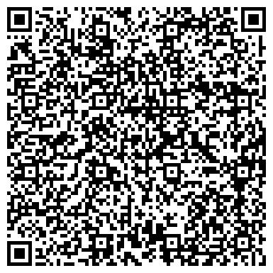 QR-код с контактной информацией организации Основная общеобразовательная школа №1, с. Порошино