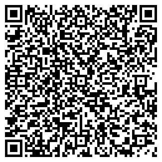 QR-код с контактной информацией организации КОРИФЕЙ, ДЧП