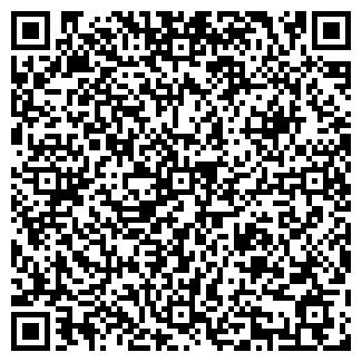 QR-код с контактной информацией организации МАКРО ПЛЮС, ООО