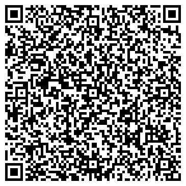 QR-код с контактной информацией организации ХЛЕБОКОМБИНАТ N10, ДЧП АО КИЕВХЛЕБ