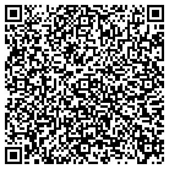 QR-код с контактной информацией организации МТС, телекоммуникационная компания