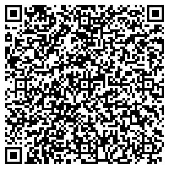 QR-код с контактной информацией организации ТелеХаус