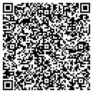 QR-код с контактной информацией организации КВС ЛТД