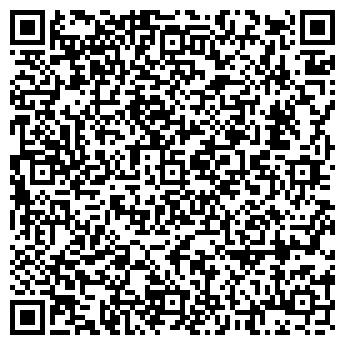 QR-код с контактной информацией организации ЭФКОН, ЗАВОД, ЗАО