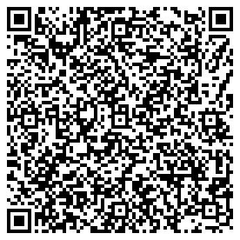 QR-код с контактной информацией организации ЕВРОВИКНАБУД, ЗАО