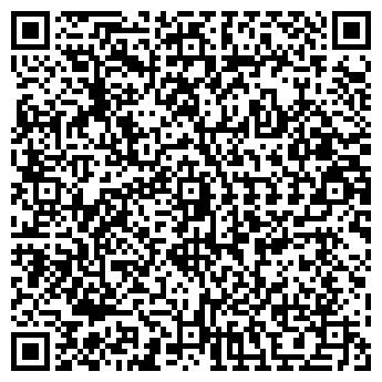 QR-код с контактной информацией организации PARADIZZE DECOR