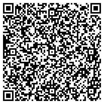 QR-код с контактной информацией организации ИНТЕР-ТЕЛЕКОМ, ЗАО