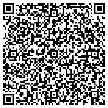 QR-код с контактной информацией организации ГАЛОПОМ ПО ЕВРОПАМ ТК