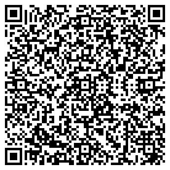 QR-код с контактной информацией организации ГЛЯНЕЦ