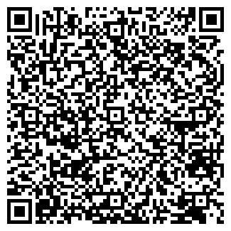 QR-код с контактной информацией организации ОАО МДМ банк
