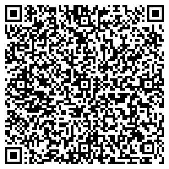 QR-код с контактной информацией организации ДЕТСКАЯ ШКОЛА УШУ