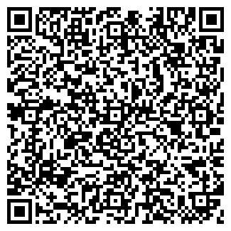 QR-код с контактной информацией организации НИНА, ООО