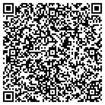 QR-код с контактной информацией организации АТЛАНТА КАПИТАЛ, ЗАО