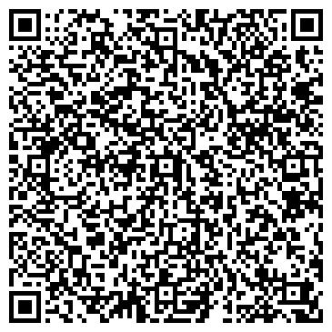 QR-код с контактной информацией организации ВНЕШЭКСПОБИЗНЕС, ФИРМА, АОЗТ
